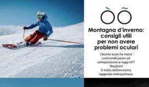 OtticaLAB - montagna d'inverno: consigli