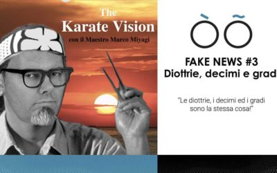 Fake news #3 sulla visione: diottrie, decimi e gradi