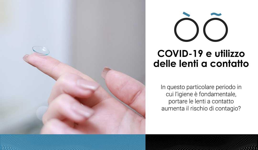 OtticaLAB - Covid-19 e lenti a contatto